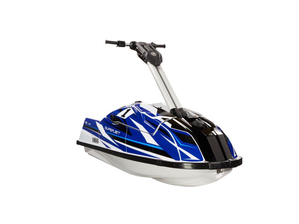 Kit de pegatinas SuperJet moto acuatica