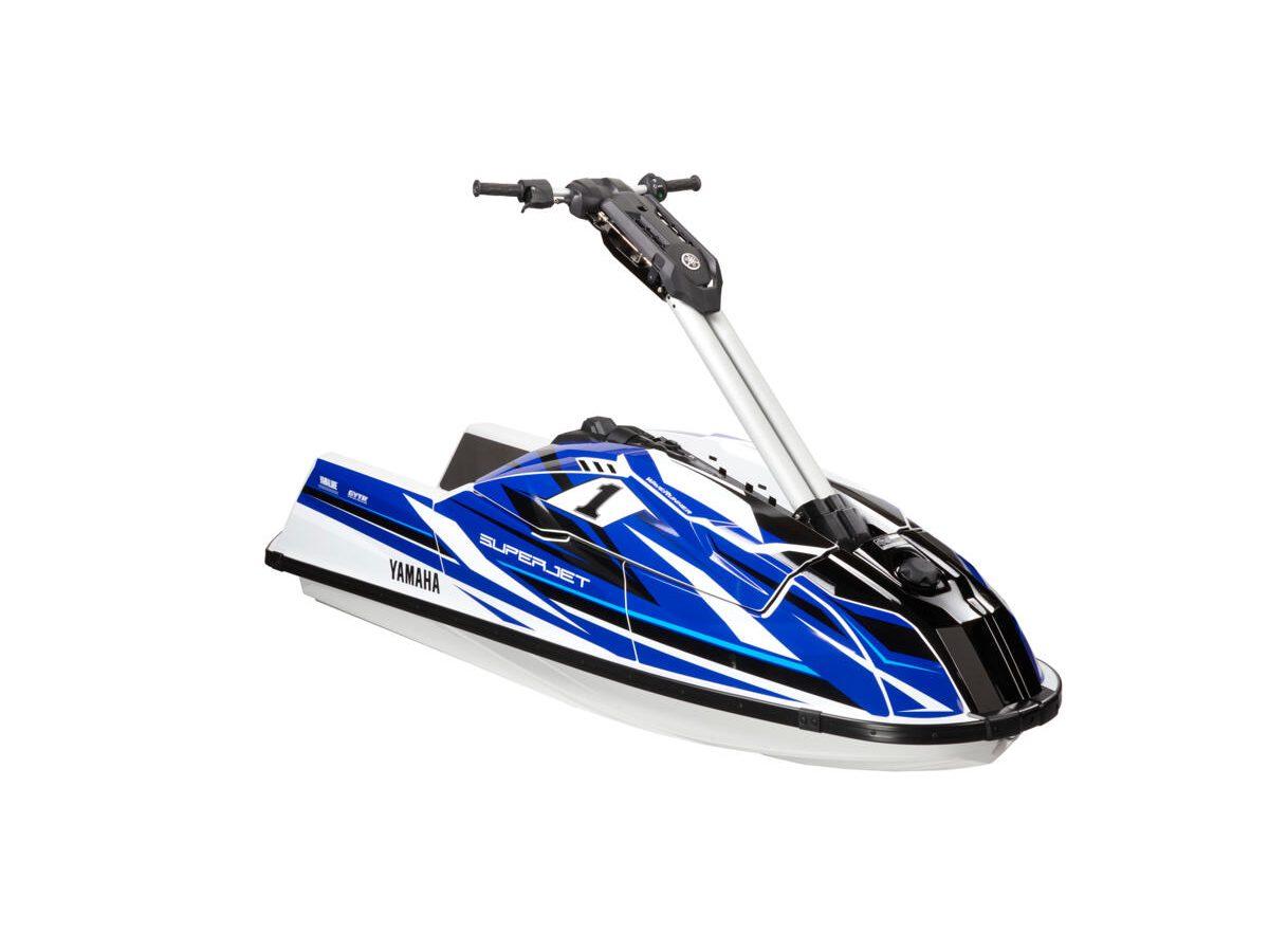 Kit de pegatinas SuperJet4 moto acuática